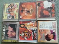 CDs 42 CDS Indian classic songs, all 42 works,reduced for quick sale