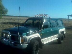 1997 Nissan Patrol Wagon Darwin Region Preview