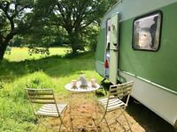 ** Touring Caravan For Hire West Wales ** Kilgetty Tenby Saundersfoot