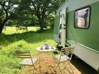 ** Touring Caravan For Hire West Wales ** Kilgetty Tenby Saundersfoot
