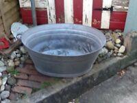 Tin Baths