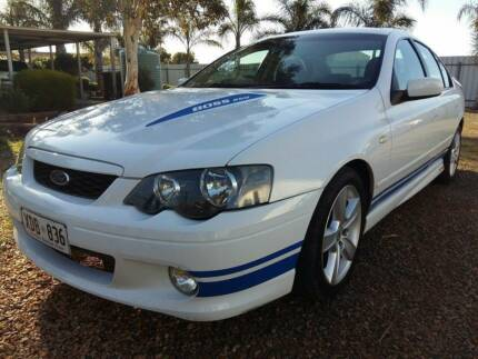 2003 Ford Falcon Xr8 Boss 260 Balaklava Wakefield Area Preview