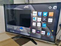 """40"""" jvc full hd smart led tv LT40c750"""