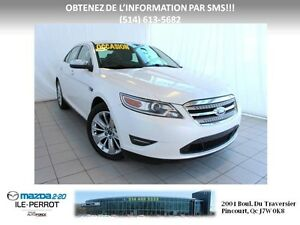 2010 Ford Taurus LIMITED AWD CUIR TOIT