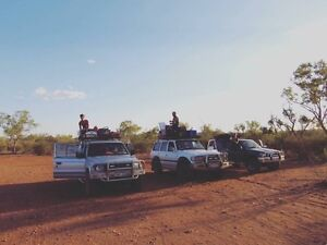 Convoy searched Kununurra East Kimberley Area Preview
