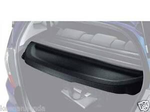 genuine honda fit black cargo cover 2009 2011 ebay. Black Bedroom Furniture Sets. Home Design Ideas