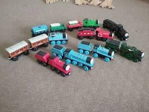 Thomas & Friends Wooden Train Set Howlong Albury Area Preview