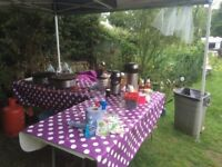 Everything you need to start up a mobile catering business or to add to existing kitchen.