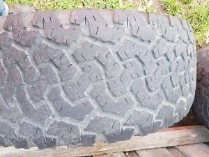 33x12.5x15 tyres and wheels Sale Wellington Area Preview