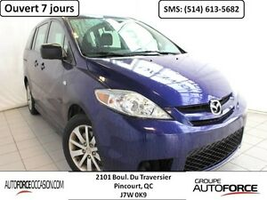 2007 Mazda Mazda5 GS AUT 6 PASS AC MAGS 4CYL