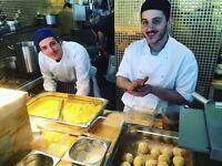 Part-time senior waiter - weekends - stylish Italian Plough Way Cafe SE16 - £9 + tips