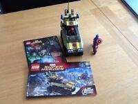 Lego Super Heroes (set 76017)