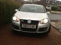GOLF GTI SILVER LOW MILEAGE