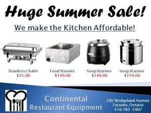 Liquidation Sale! Super Prices! Huge Refrigeration Sale Real Warranty and Professional Service Factory Direct Prices!