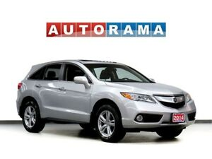 2014 Acura RDX Tech PkgTECH PKG NAVI LEATHER SUNROOF 4WD BACKUP