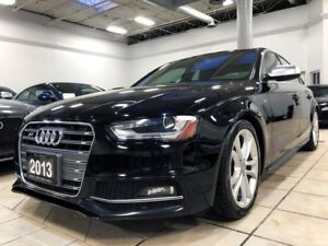2013 Audi S4 3.0T 6-SPD | DRIVESELECT | CLEAN CARPROOF!