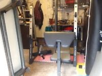 Olympic Marcy weight bench