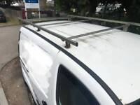 Alko roof rack with roller. Fiat doblo.