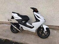 Yamaha aerox YQ50 2005