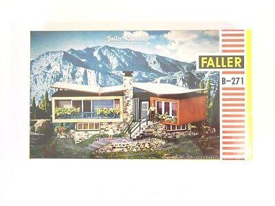 Bausatz Modellbau B-271 Villa im Tessin, Faller H0 109271, neu