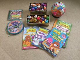 Moshi Monster Collectables