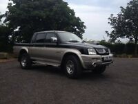 2005 Crew Cab L200 ££££ engine work hilux, rodeo, ranger