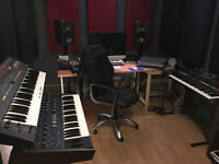Music production with Ableton in East London - lessons/tutoritals/advice/mix downs