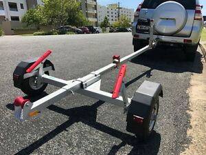 Mangrove Jack Boat Trailer Port Macquarie Port Macquarie City Preview