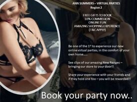 Online party bookings