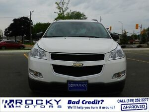 2012 Chevrolet Traverse LS $22,995 PLUS TAX