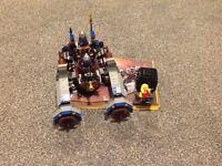 Lego movie castle Calvary set