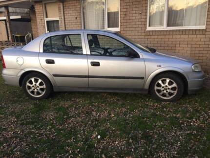2004 Holden Astra Sedan Lane Cove West Lane Cove Area Preview