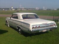 1962 Chevy Impala SS-
