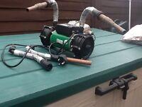 Salamander power shower pump.