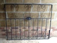 WROUGHT IRON GATES plus all fittings