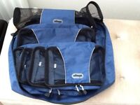 EBAGS-TRAVEL PACKING CUBES X 6 NOT BEEN USED