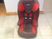 Full highback group 2 3 car seat for 15kg upto 36kg(4yrs to 12yrs)-washed and cleaned-lightweight