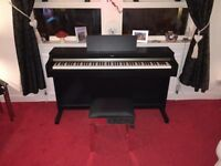 Qualified Piano , vocal and flute tutor