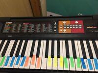 Yamaha digital keyboard PSR- F57 Great for beginners.