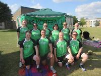 Try korfball with Oxford Isis Korfball Club