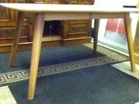 dining table & 4 chairs (BARKER & STONEHOUSE )