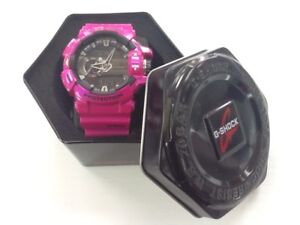 Montre G-SHOCK BLUETOOTH Rose À VENDRE