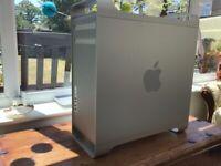 Mac Pro 5.1 - 2x 2.9GHz 12 Core - 1TB SSD- 64GB Ram- Plait GTX 660 2GB