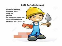 AML Refurbishment