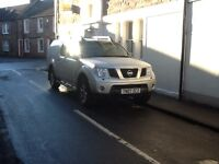 Low mileage Nissan Navara double cab pick up