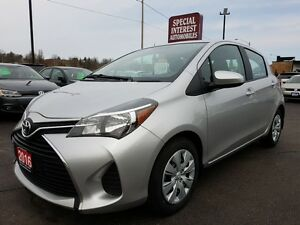 2016 Toyota Yaris LE LE !! HATCHBACK !!! ACCIDENT FREE !!
