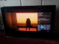 Samsung 42'' plasma TV