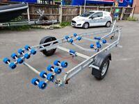 EXTREME EXT1500 SUPER ROLLER BOAT TRAILER