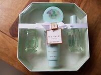 Ted Baker Mini Must Haves Body Spray Souffle Wash Gift Set