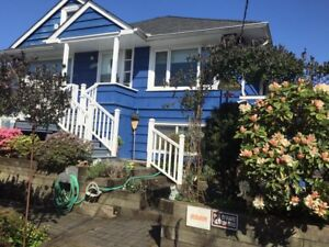 Gorgeous home, room available in 2 bedroom West Vancouver home